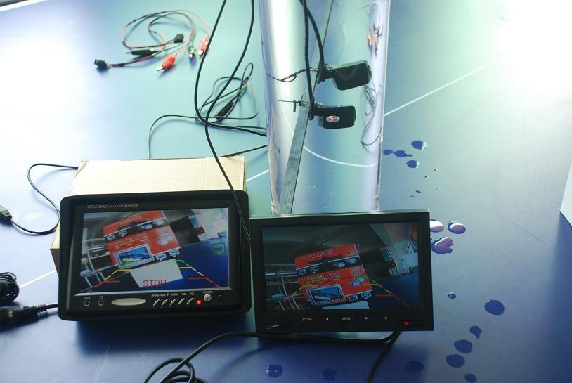 VCAN0822 waterproof car rear view camera