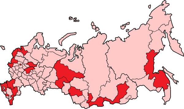 DVB-T2 Russia