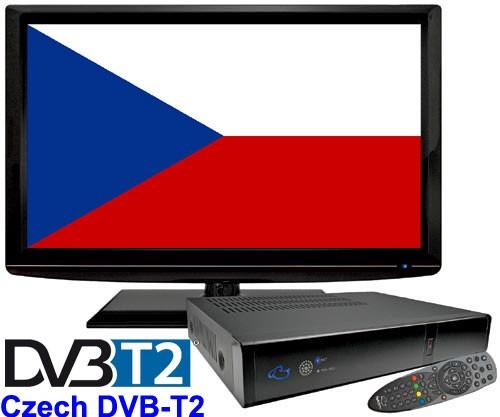 Czech DVB-T2