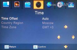 Car DVB-T2 Digital TV receiver two tuner dual antenna high speed 10