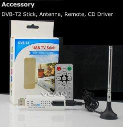 DVB-T2U USB DVB-T2 PC DTV receiver DVB-T2 DVB-T DVB-C SDR FMDAB TV stick 8