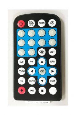 dvb-t remote control