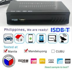 Philippines DTT has been moved by ABS-CBN firstly 2