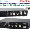 DVB-T2100HD Car DVB-T MPEG4 H.264 tv receiver with 2 tuner PVR USB Record 14