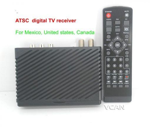 VCAN1098 Mini HD Home ATSC Digital TV Receiver for Mexico 1