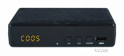 VCAN1098 Mini HD Home ATSC Digital TV Receiver for Mexico 3