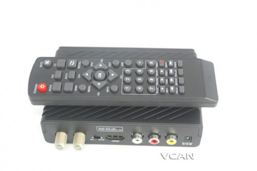 VCAN1098 Mini HD Home ATSC Digital TV Receiver for Mexico 4