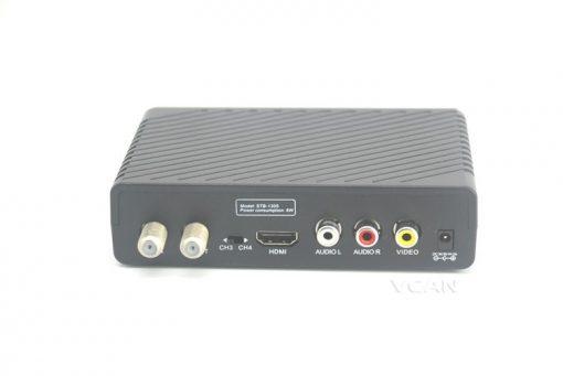 VCAN1098 Mini HD Home ATSC Digital TV Receiver for Mexico 5
