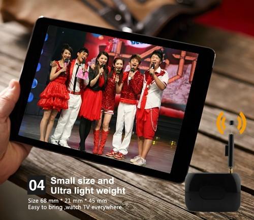 mini tv stick android iphone
