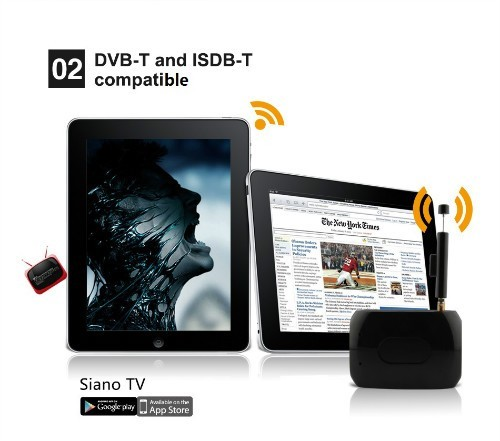 mobile phones with tv tuner