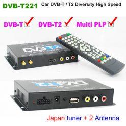 automobile dvb-t2