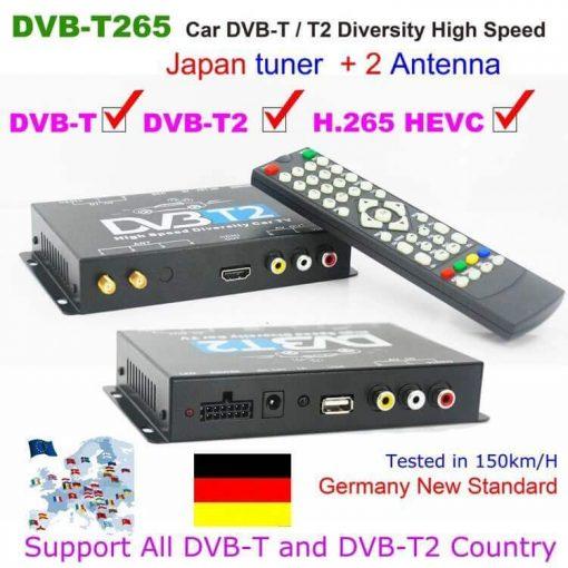 European dvb-t2