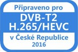 Germany DVB-T2 H.265 HEVC Codec New Model DVB-T265 auto mobile digital car dvb-t2 tv receiver 18
