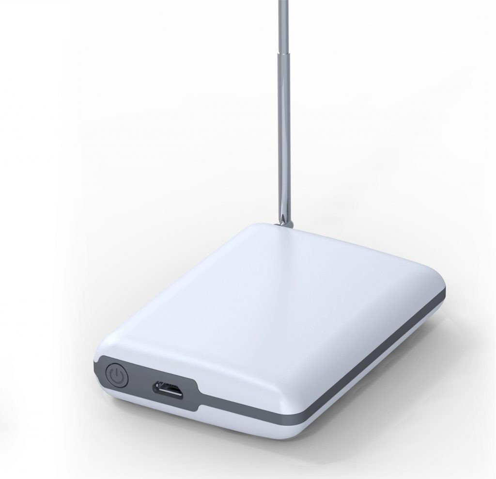 DVB-T2W digital TV wifi receiver for Android / iphone /pad/tablet 11