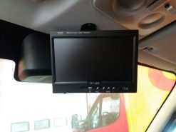 7 roof mount monitor