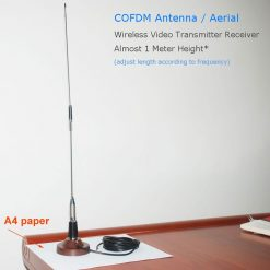 COFDM receiver Antenna for Wireless Video Transmission RX aerial VCAN1514 2