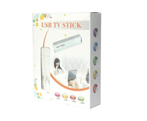 VCAN1010 USB Analog TV stick for PC 1 MINI AV input with VCD/DVD Player 5