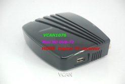 VCAN1076 HD mini Home DVB-T2 Digital TV Receiver H.264 black box MPEG4 USB PVR 6