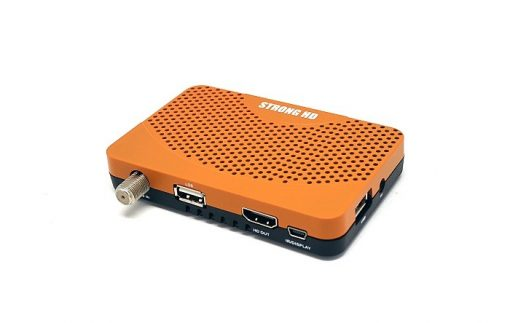 VCAN1354 HD MPEG4 DVB-S2 Digital Satellite TV Receiver with 5000 channels TV and Radio programs 3