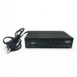 Mexico ATSC TV Receiver Digital TV MPEG4 HDMI USB PVR VCAN1078 for USA Canada 12