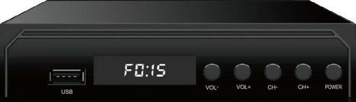 Mexico ATSC TV Receiver Digital TV MPEG4 HDMI USB PVR VCAN1078 for USA Canada 4