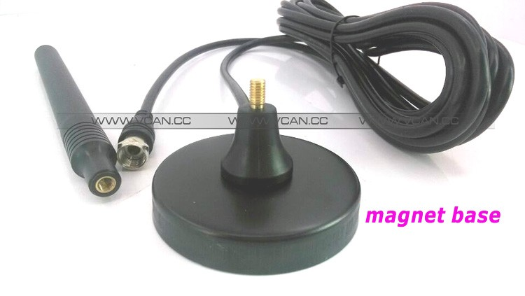 ISDB-T Digital TV Antenna with magnet base aerial MHZ860