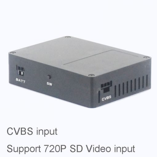 COFDM Wireless Video Transmitter Receiver Transmission HDMI HD 1080P composite CVBS in H.264 COFDM-904T 2