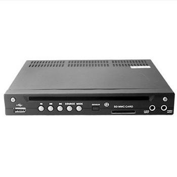 Car half din dvd player USB reader Auto mobile 1/2 din DVD-600 1