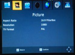 Car DVB-T 2 Antenna TV receiver VCAN1062 HD Digital TV tuner Box support MPEG4 H.264 8