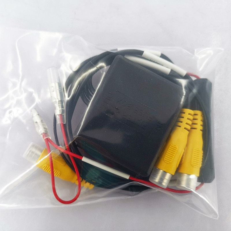Video Distribution Video Signal Booster Video Amplifier for Car DVD Distribution RCA Splitter A-100 8