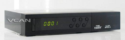 VCAN0870 ISDB-T MPEG4 digital tv receiver 1