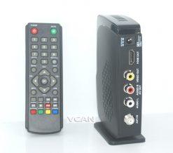 HD ISDB-T Home TV receive box USB support 8