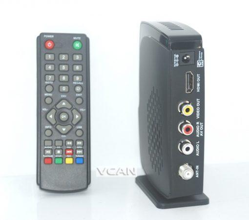 HD ISDB-T Home TV receive box USB support 1