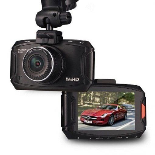 2.7 inch lcd screen HD CAR DVR HDMI with G-sensor Motion detection 6
