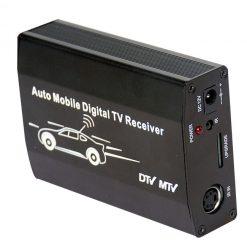 U.S.A auto mobile digital car TV receive box ATSC-MH2012 5