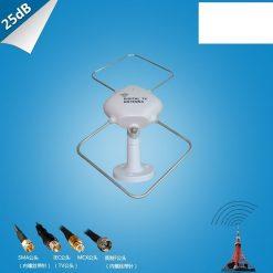 Digital TV DVB-T2 UHFVHF Flat antenna 6