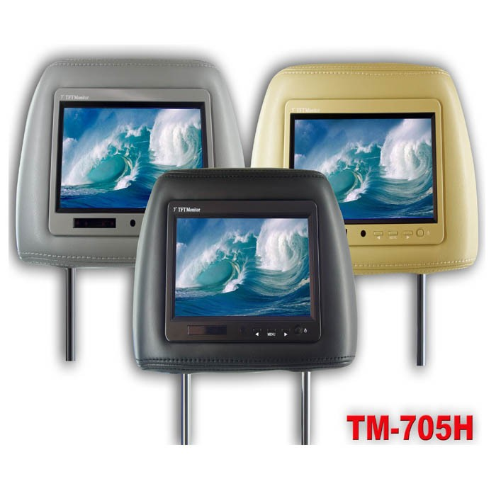 10.4 inch new panel VGA TFT touchscreen laptop monitor with speaker amplifier TM-1040 12