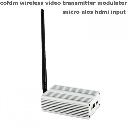 cofdm transmitter wireless video modulator 1