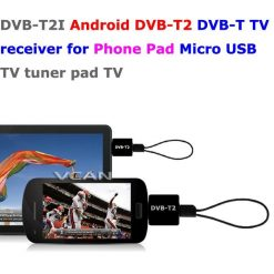 Android DVB-T2 DVB-T TV receiver for Phone Pad Micro USB TV tuner apk 8