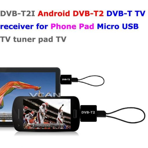 Android DVB-T2 DVB-T TV receiver for Phone Pad Micro USB TV tuner apk 1