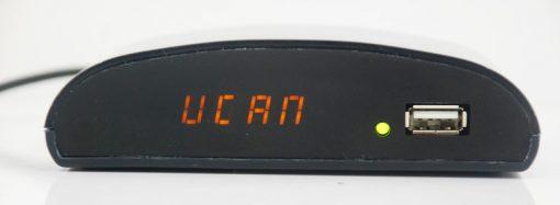 DVB-T2 mini Digital TV receiver 6