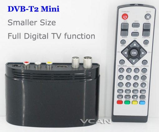 DVB-T2 mini Digital TV receiver 1