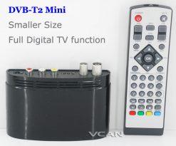 Digital TV receiver Set Top Box Home HDTV HDMI USB 8