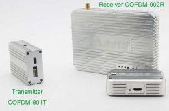 cofdm transmitter wireless video modulator 14