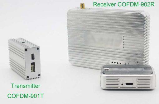 cofdm transmitter wireless video modulator 4
