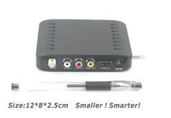 Car ISDB-T Philippines Digital TV Receiver 12