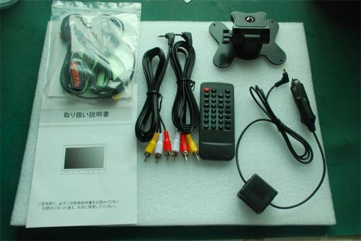 2 tuner 2 antenna isdb-t digital tv receiver 10.1 inch full segment digital TV receiver for Japan mini b-cas card reader high speed moving 5