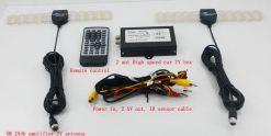 DVB-T HD Digital TV Receiver Box support MPEG4 H.264 10