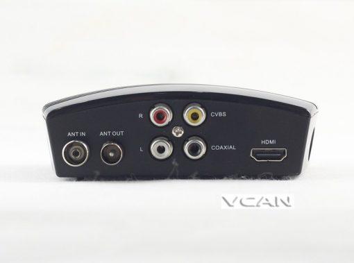HD mini Home DVB-T2 Digital TV Receiver 4