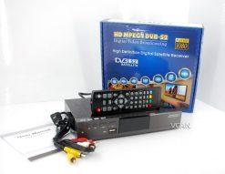 HD MPEG4 DVB-S2 Digital Satellite TV Receiver 11
